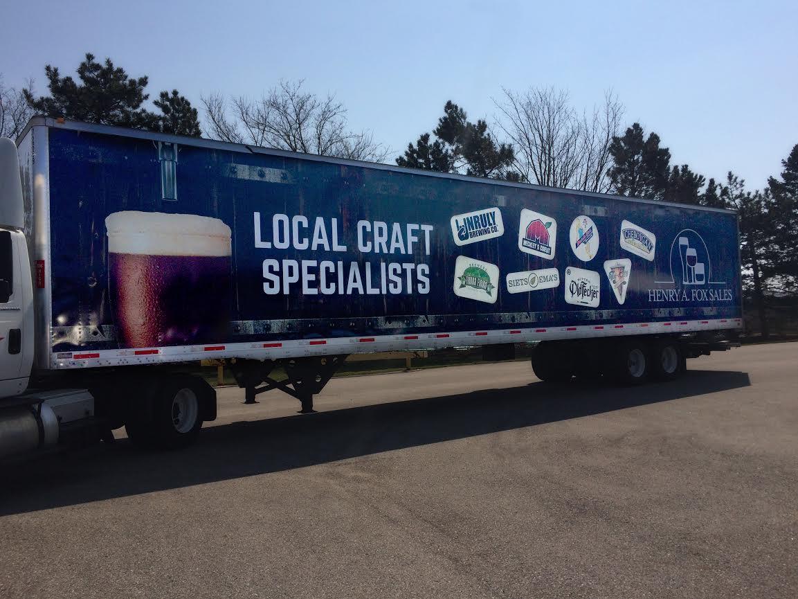 truck - beer